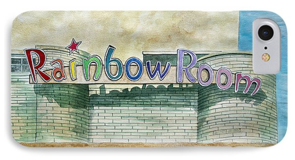 The Rainbow Room IPhone Case