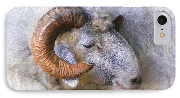 The Ram IPhone Case