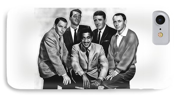 The Rat Pack IPhone 7 Case