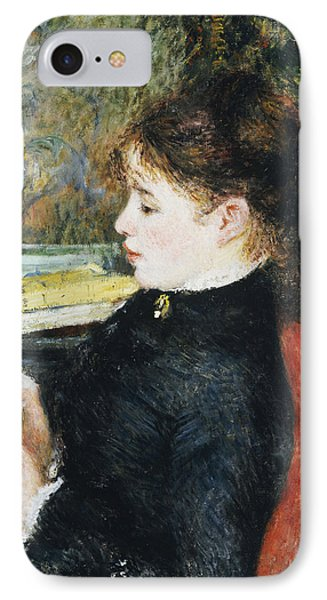 The Reader IPhone Case by Pierre Auguste Renoir