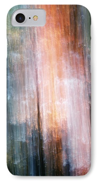 The Realm Of Light Phone Case by Steven Huszar