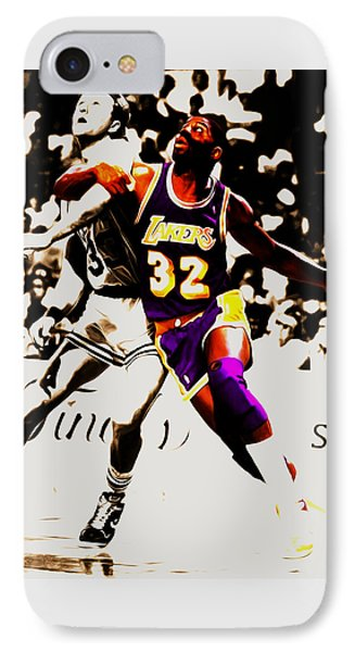 The Rebound IPhone 7 Case by Brian Reaves