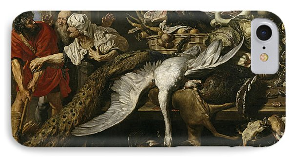 The Recognition Of Philopoemen IPhone Case by Peter Paul Rubens