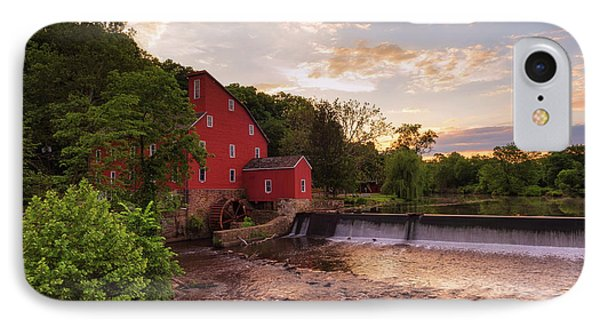 The Red Mill IPhone Case