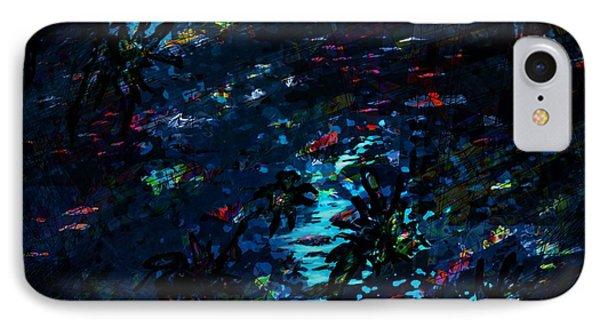 the Reef Phone Case by Rachel Christine Nowicki