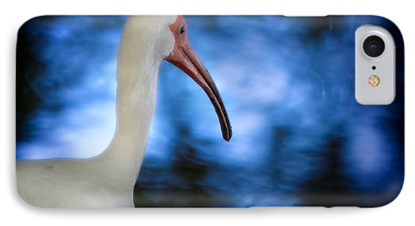 The Reflecting Pond IPhone Case by Mark Andrew Thomas