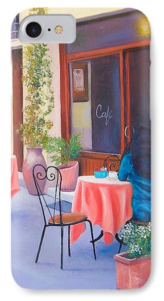 The Rendezvous Montalcino IPhone Case by Jan Matson