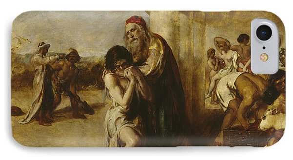 The Repentant Prodigal's Return To His Father IPhone Case