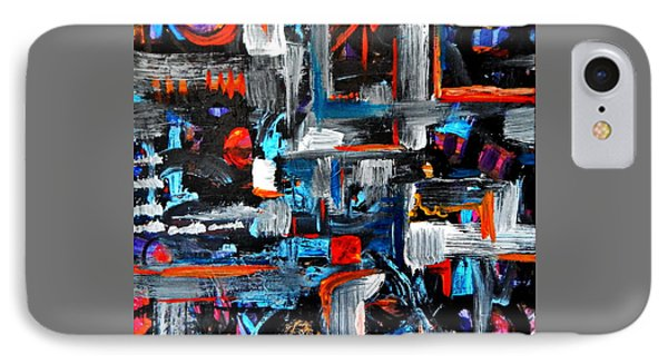 The Reprieve IPhone Case by Expressionistart studio Priscilla Batzell
