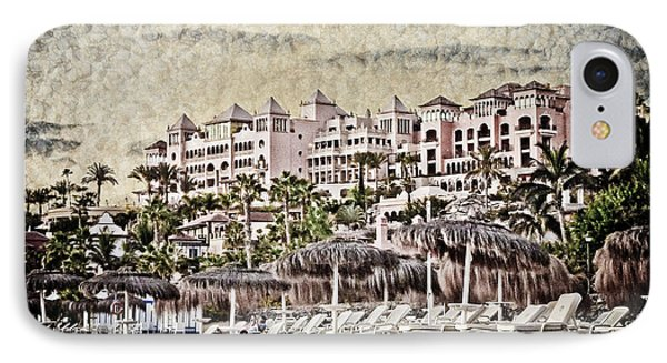 The Resort Beach Phone Case by Loriental Photography