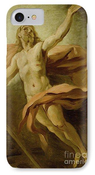 The Resurrection, 1739  IPhone Case by Jean Francois de Troy