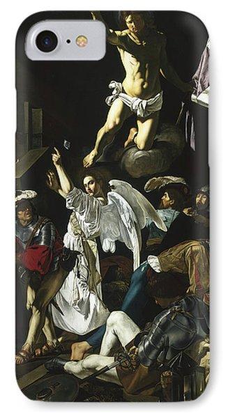 The Resurrection IPhone Case by Cecco de Caravaggio