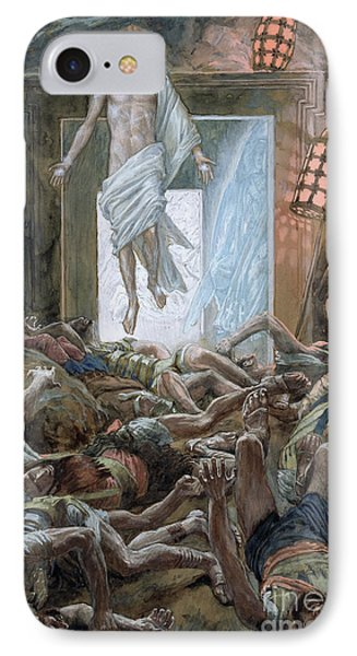 The Resurrection Phone Case by Tissot