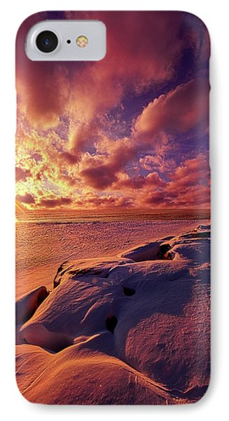IPhone Case featuring the photograph The Return by Phil Koch