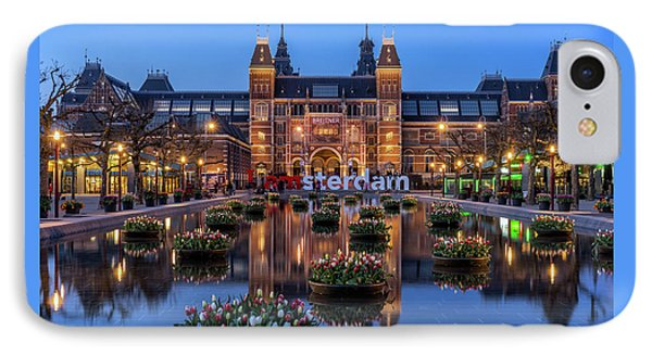 The Rijksmuseum, Amsterdam IPhone Case