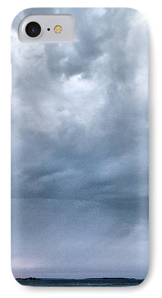 IPhone Case featuring the photograph The Rising Storm by Jouko Lehto