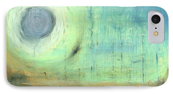 IPhone Case featuring the painting The Rising Sun by Michal Mitak Mahgerefteh
