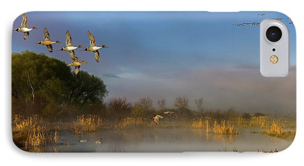 The River Bottoms Phone Case by TL Mair