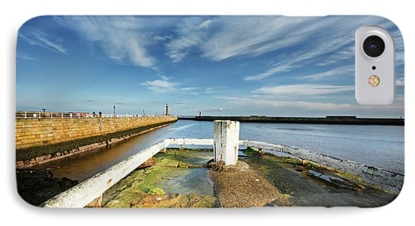 The River Esk IPhone Case by Nichola Denny
