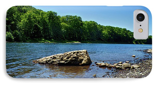 The River's Edge IPhone Case by Mark Miller