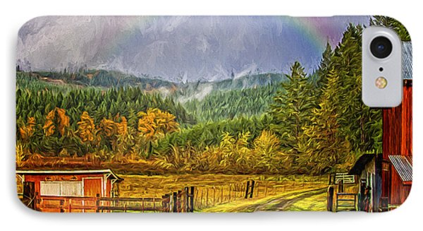 The Road Home IPhone Case by Billie-Jo Miller