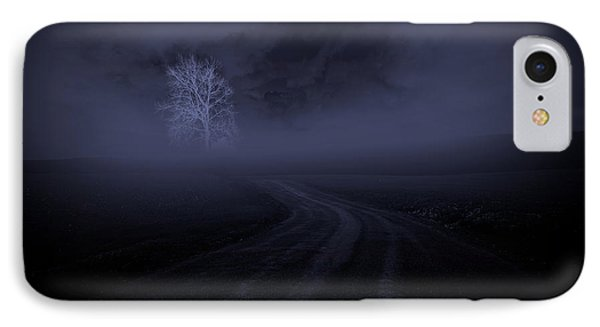 IPhone Case featuring the photograph The Road by Robert Geary