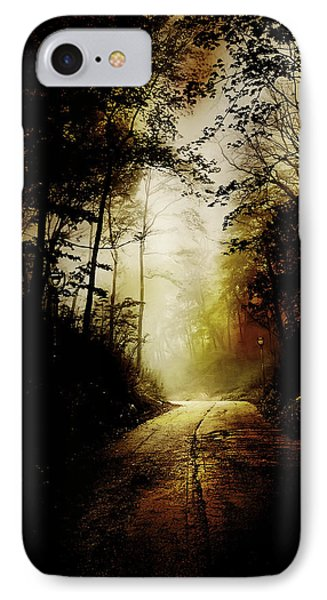 The Road To Hell Take 2 IPhone Case by Scott Norris