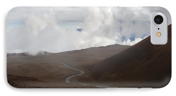IPhone Case featuring the photograph The Road To The Snow Goddess by Ryan Manuel