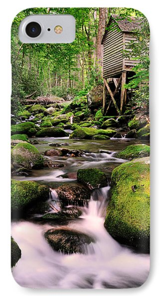 The Roaring Fork And Reagan's Mill IPhone Case