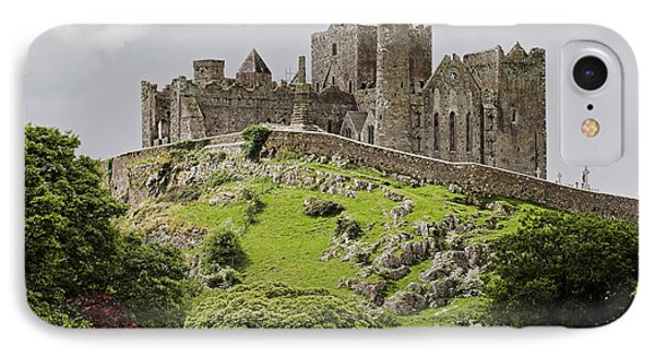 The Rock Of Cashel Ireland In Summer Phone Case by Pierre Leclerc Photography