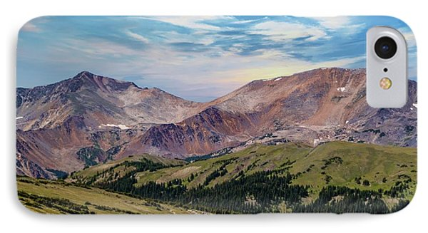 The Rockies IPhone Case by Bill Gallagher