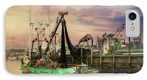 The Rockland Docks IPhone Case