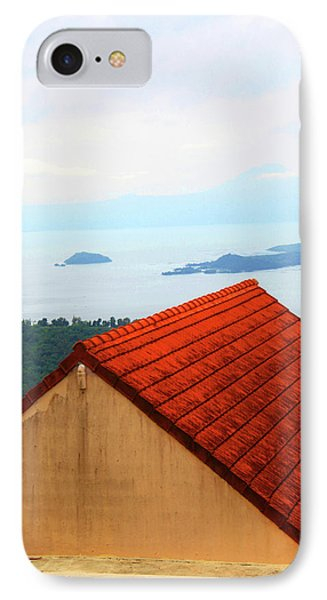 The Roof Be Told IPhone Case by Jez C Self
