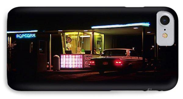 The Roosevelt Drive Inn Phone Case by Corky Willis Atlanta Photography