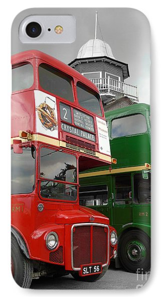 The Routemaster's IPhone Case by Timothy Morgan