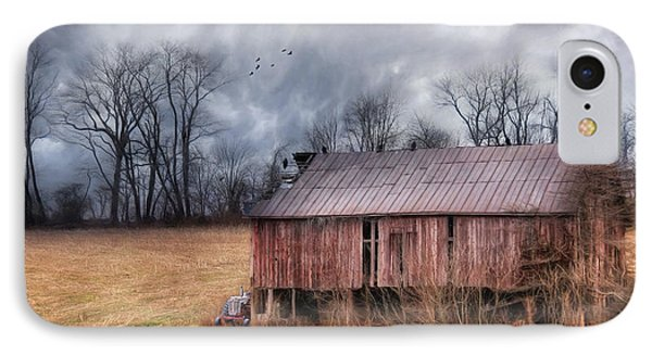 The Rural Curators IPhone Case by Lori Deiter