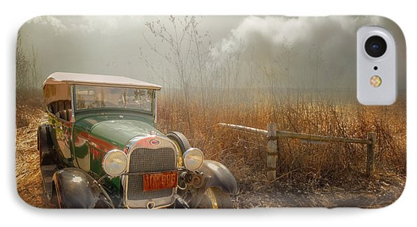 The Rural Route IPhone Case