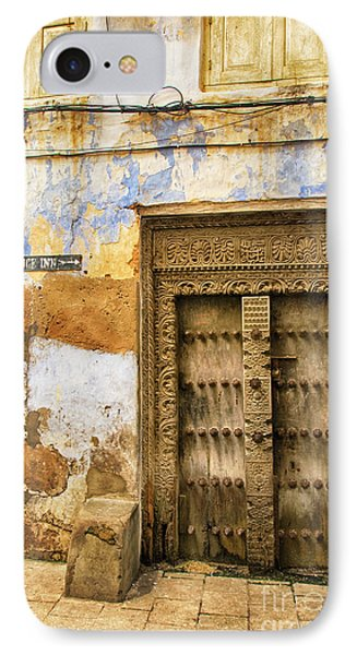 The Rustic Door IPhone Case by Amyn Nasser