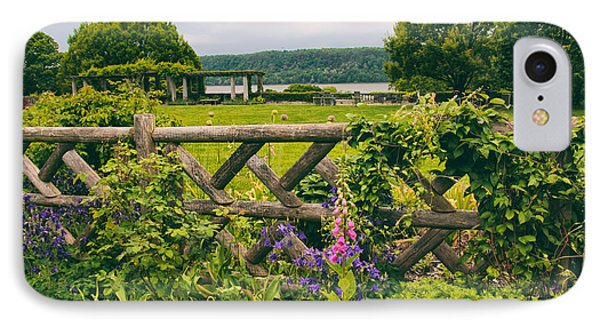 The Rustic Fence IPhone Case by Jessica Jenney