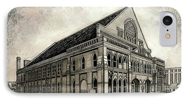 The Ryman IPhone Case by Janet King