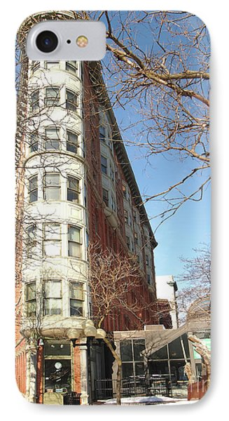 The Sa And K Building Phone Case by Debra Millet