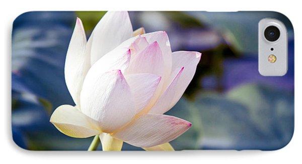 The Sacred Lotus Phone Case by Sharon Mau