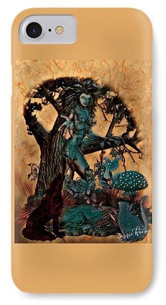 The Sacred Waters IPhone Case by Vennie Kocsis