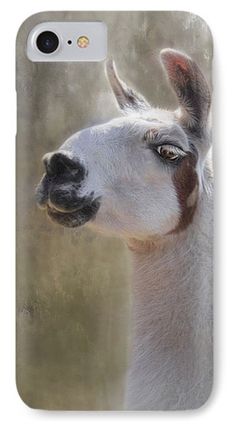 IPhone Case featuring the photograph The Sage by Robin-Lee Vieira