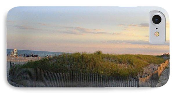 The Sand Dunes Of Long Island IPhone Case by Dora Sofia Caputo Photographic Art and Design