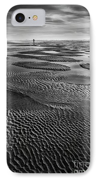 The Sand Pattern IPhone Case by Masako Metz
