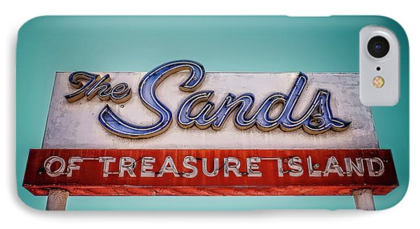 The Sands IPhone Case by Jerry Golab