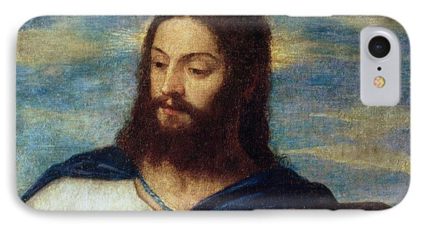 The Savior IPhone Case by Titian