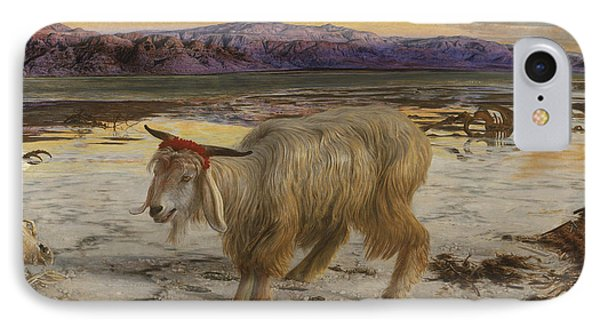 The Scapegoat Phone Case by William Holman Hunt
