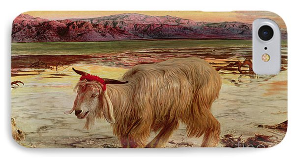 The Scapegoat IPhone Case by William Holman Hunt